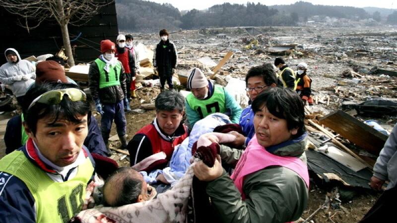 Imaginea dezastrului din Japonia - 2