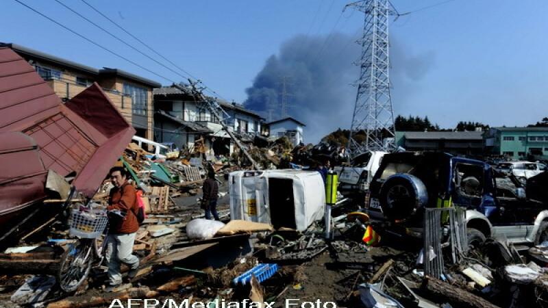 Imaginea dezastrului din Japonia - 5