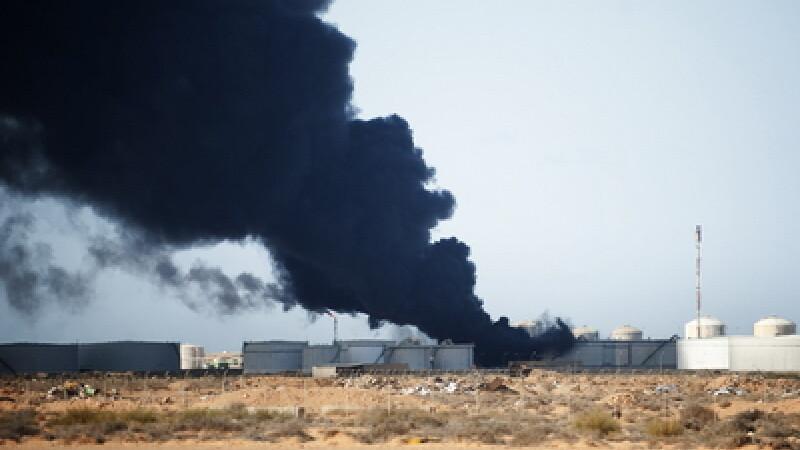 Victorie pentru rebelii din Libia: au cucerit din nou orasul Ajdabiya