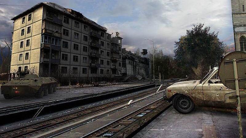 roman la Cernobil