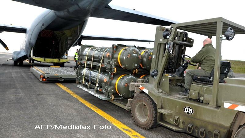 Monstrii Razboiului. Armele cu care NATO ataca Libia - 2