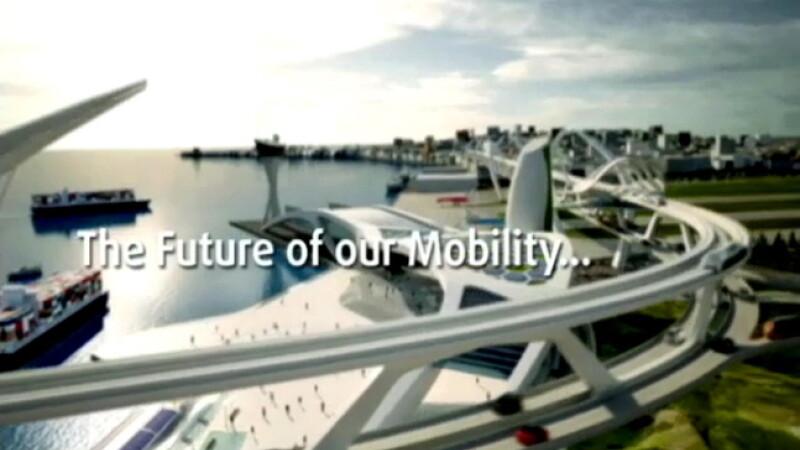 Strategia europeana Transport 2050