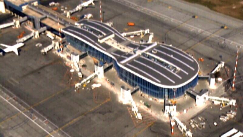 Noul terminal al Aeroportului Otopeni