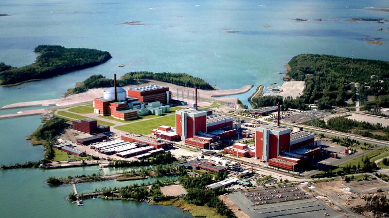Centrala nucleara de la Olkiluoto