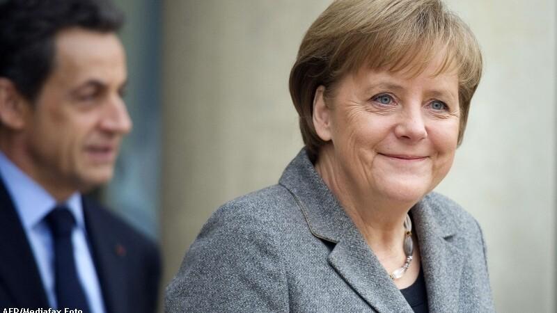 Merkel Sarozy