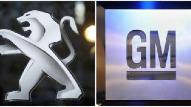 General Motors si Peugeot