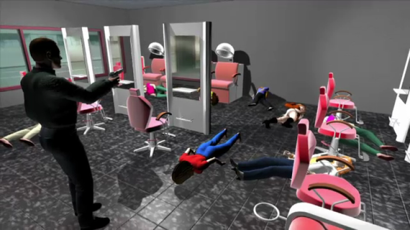 simulare crima