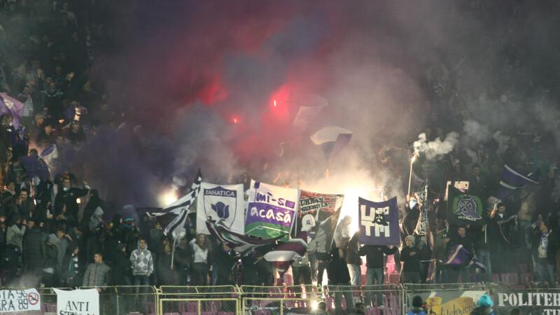 Derby pasnic in Vest: timisorenii si aradenii vor canta impreuna impotriva lui Sandu si Mitica