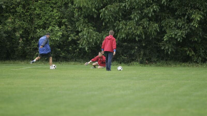 Tiut n-a jucat niciun meci oficial pentru echipa mare in timp ce Stancioiu revine dupa aproape 11 luni