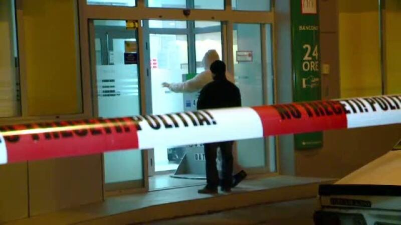 Jaful de 40 de secunde: angajatii bancii nu sunt exclusi din cercul de suspecti
