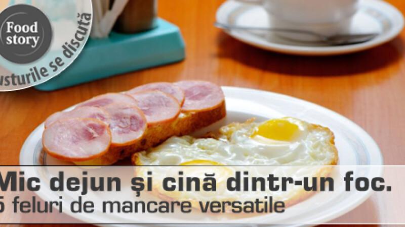 Mic dejun si cina