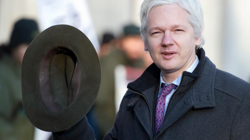 Fondatorul WikiLeaks, Julian Assange, va candida la alegerile pentru Senatul australian