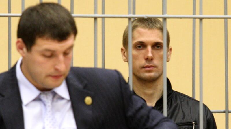 Unul dintre barbatii condamnati pentru atentatul de la metroul din Minsk a fost executat