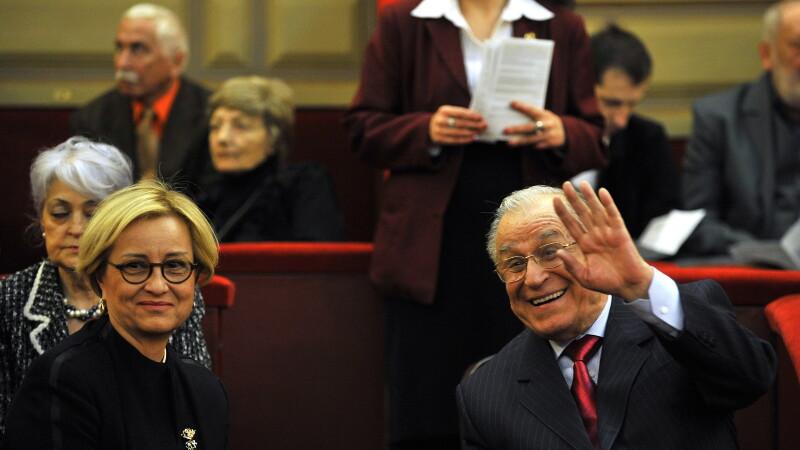 Ion Iliescu, despre propunerea facuta de Basescu lui Ponta: