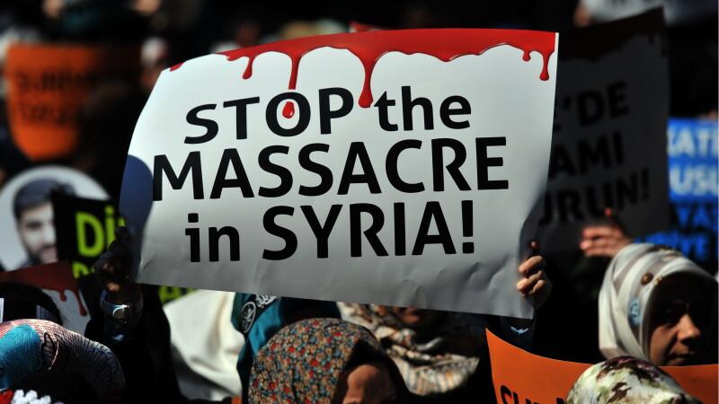 Acordul de incetare a focului a fost incalcat grav in Siria. 34 de morti, dupa violentele de luni