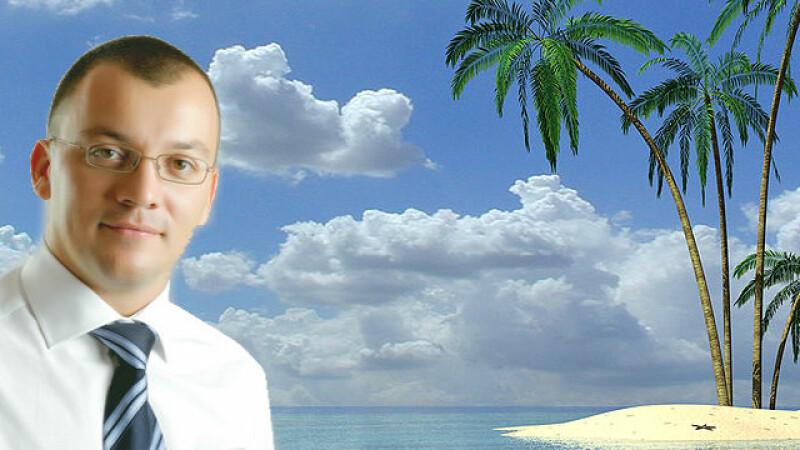 Mihail Boldea in Caraibe, blog