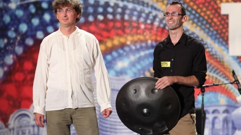 VIDEO. Hang, instrumentul in forma de OZN care a lasat sala cu gura cascata la