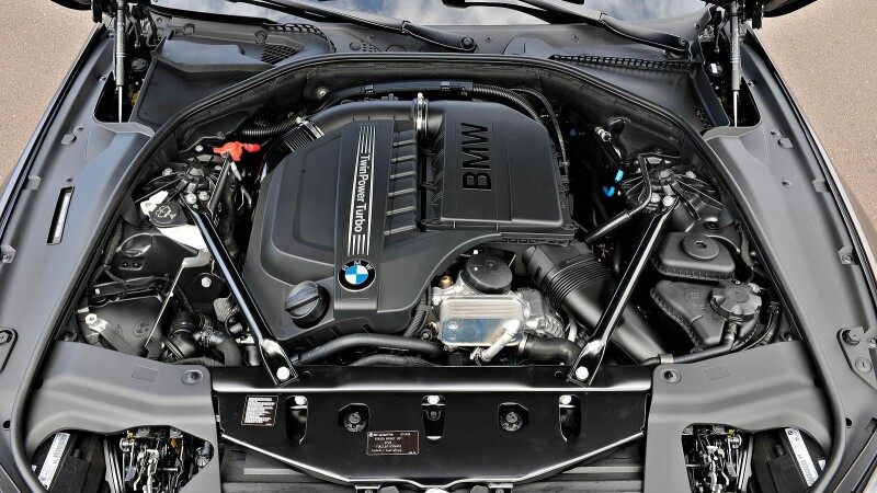 Motor BMW Seria 6