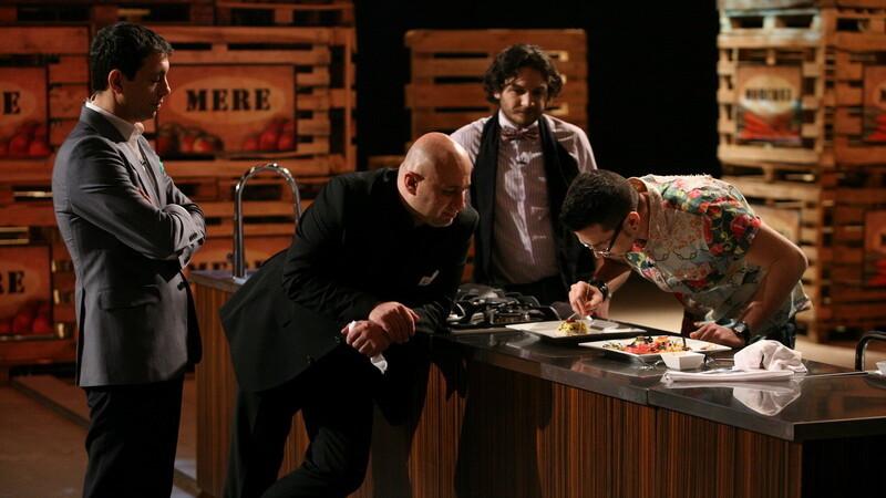 Romanii gusta ingredientele MasterChef: show-ul Pro TV a fost din nou lider de audienta