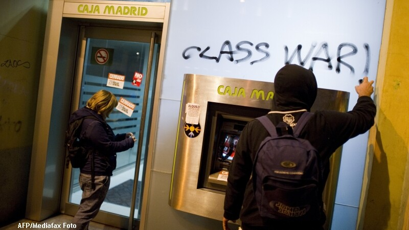 Greva generala in Spania, pe fondul recesiunii si masurilor de austeritate.