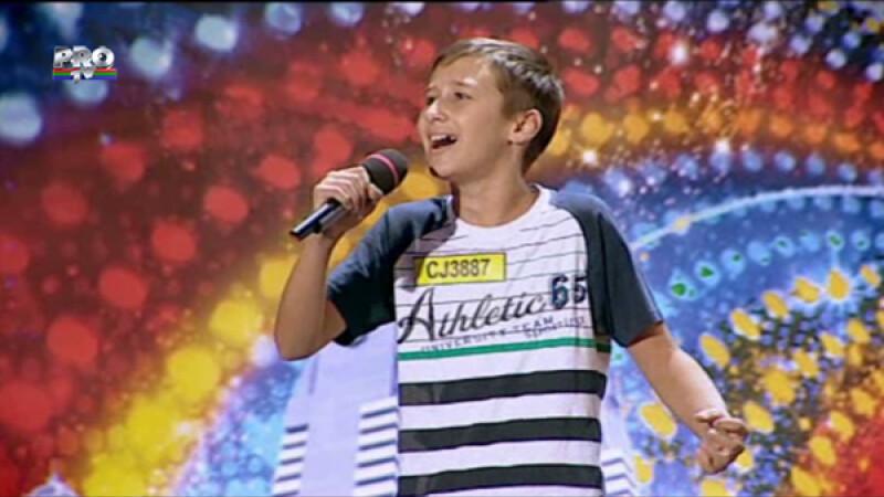 Mihai Teaca a cantat