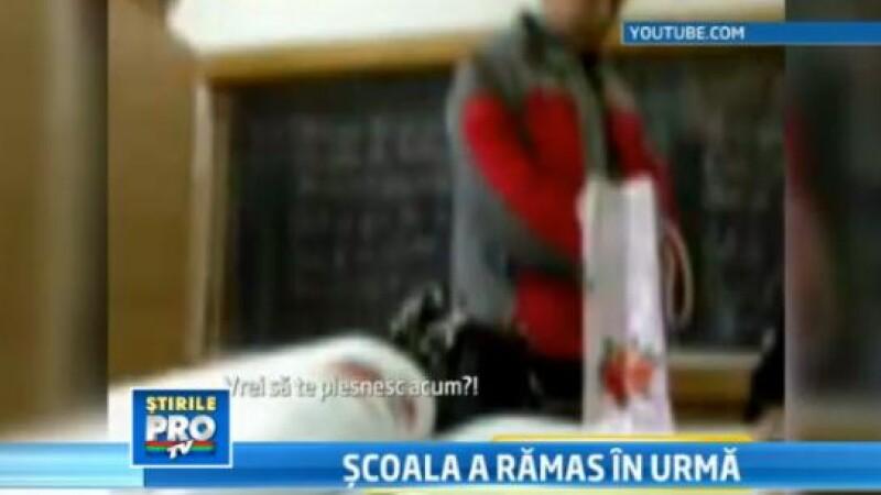 Invatamantul romanesc, repetent in fata elevilor