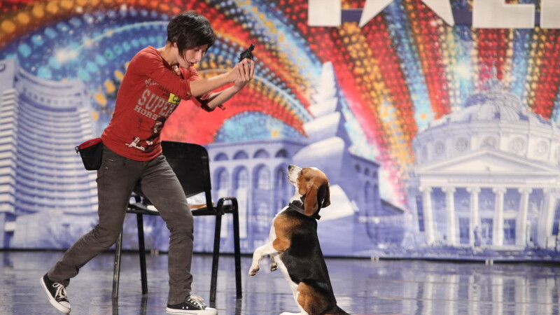 "Audiente record la ""Romanii au talent"", cea mai vizionata emisiune de divertisment din tara"