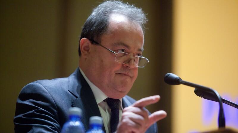 Blaga: PDL trebuie sa scape de oportunisti, sa nu se mai ajunga in PE fara sa fi fost o zi in partid