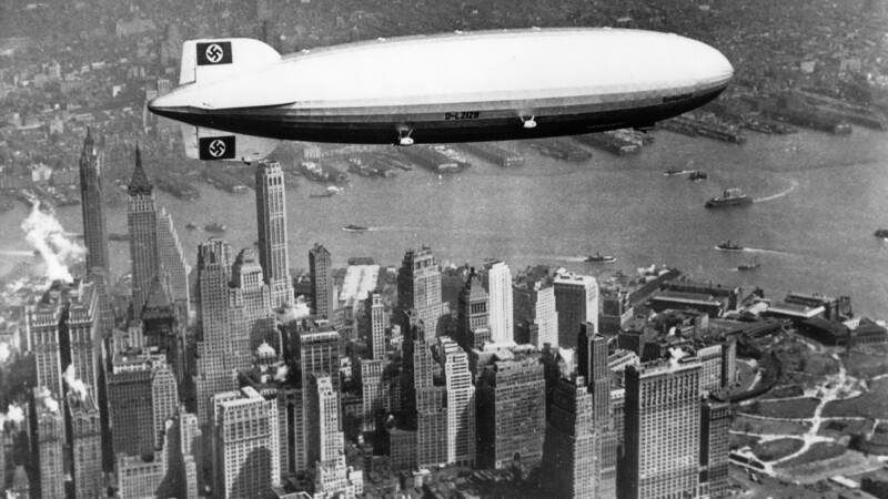 Hindenburg dezastru