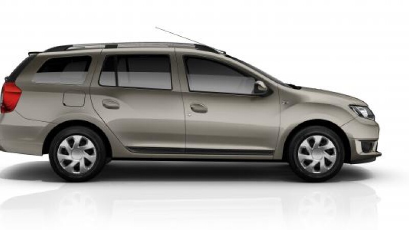 Dacia a lansat la Salonul Auto de la Geneva noul Logan MCV si o serie limitata Duster