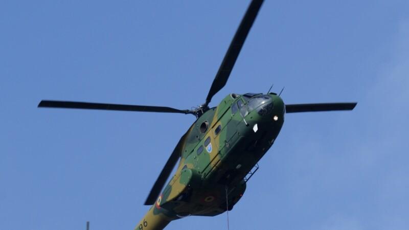 Numele militarilor morti in accidentul de elicopter din Bacau, facute publice de MApN