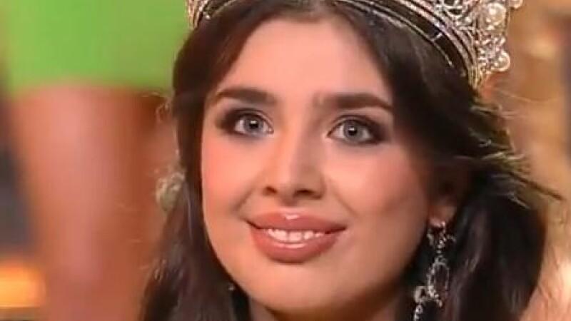A fost aleasa Miss Rusia 2013, dar bucuria ei a tinut doar cateva ore. Ce s-a intamplat