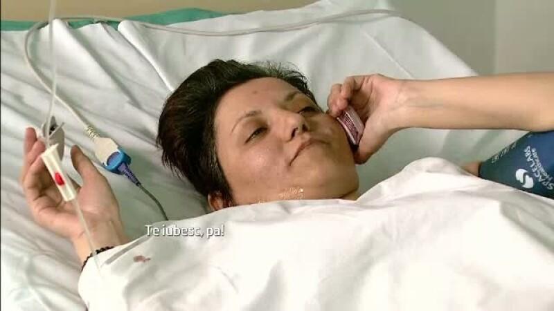 Dupa o copilarie petrecuta prin spitale, din cauza unor boli grave, Felicia a primit o noua sansa