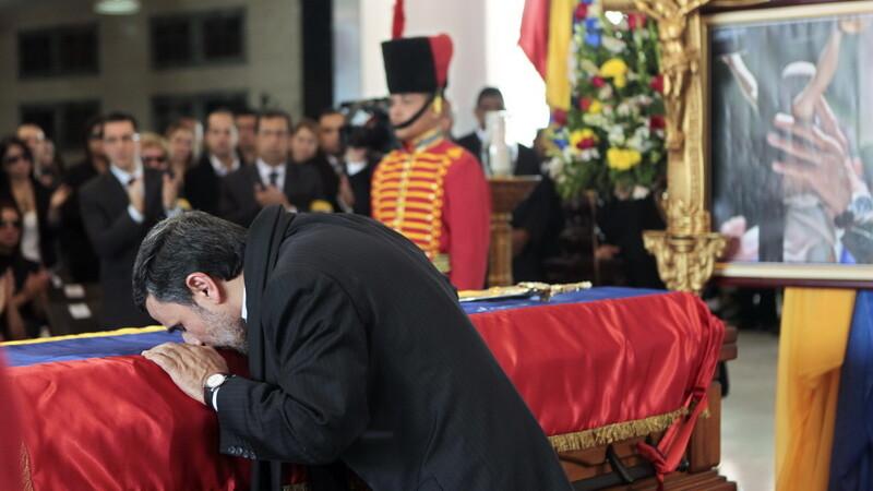 sicriu Hugo Chavez