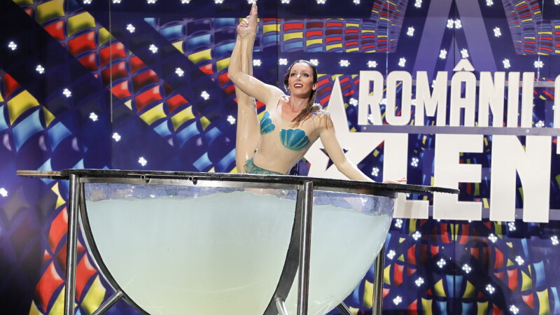 "Record dupa record. Aproape 7 milioane de romani au urmarit vineri seara ""Romanii au talent"""