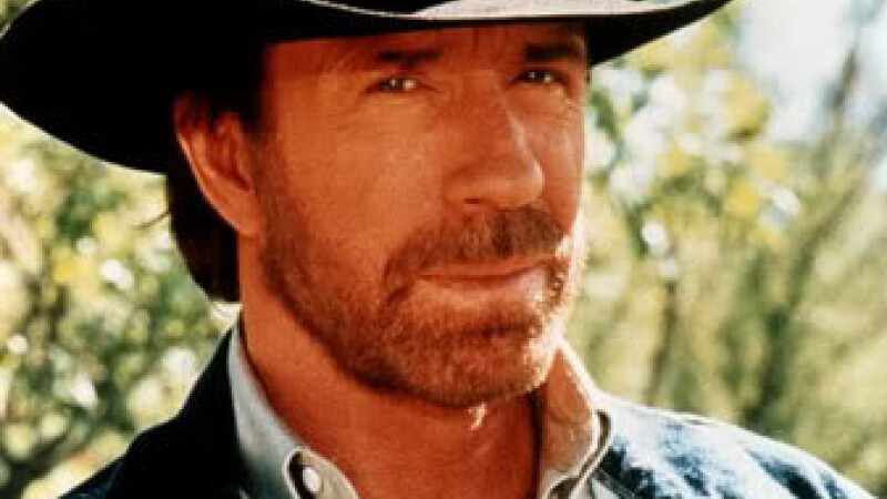 Chuck Norris la 73 de ani:Peste 30 de roluri, de la