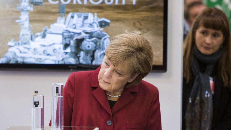 Merkel, despre