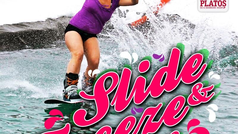 Sezonul de iarna se incheie la Paltinis cu un concurs Slide and Freeze