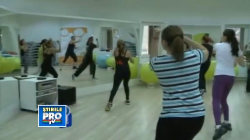 Bokwa, cel mai nou program de fitness, in care cifrele sunt desenate prin miscari ale corpului