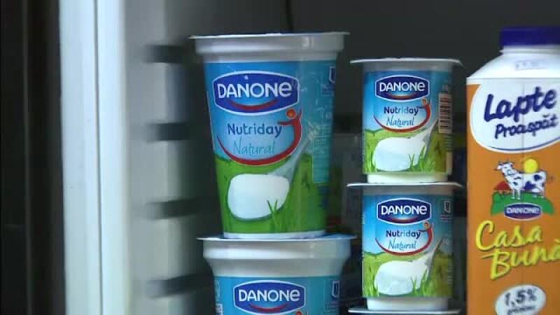 Produsele Danone sunt sigure pentru consum. Continutul de aflatoxina, sub limita maxima impusa de UE
