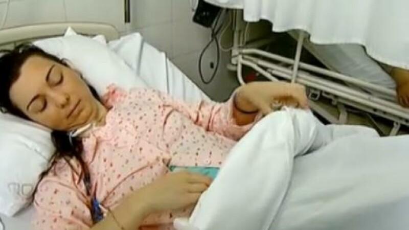 Dupa 13 ani de suferinta, o tanara care depindea de dializa a trait prima zi cu un rinichi sanatos