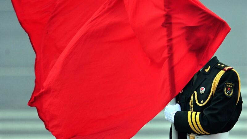 Steag rosu