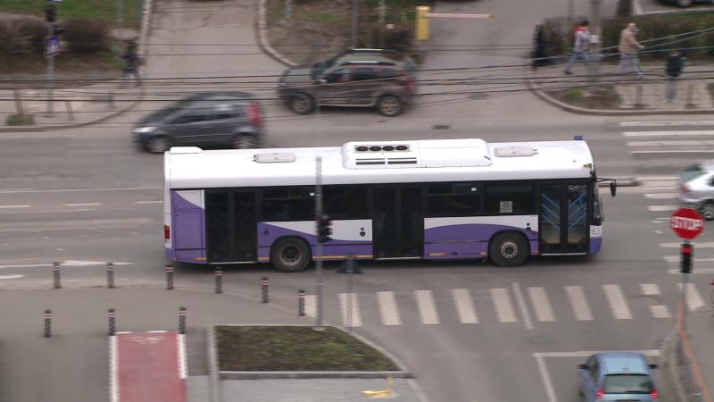 Autobuzele de pe linia Expres 33 nu vor circula sambata si duminica