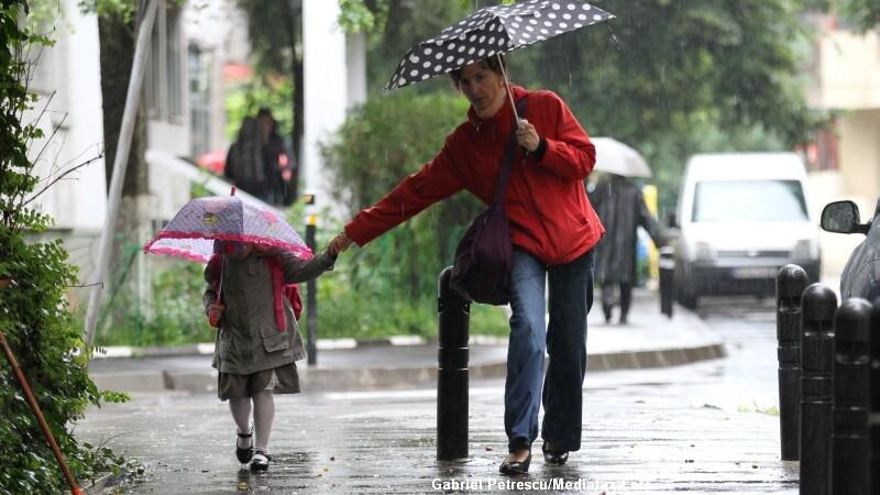 vreme ploaie