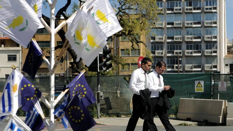 CRIZA IN CIPRU. Depozitele de peste 100.000 de euro de la Bank of Cyprus vor fi impozitate cu 30%
