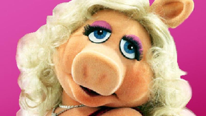 In urma cu un an era poreclita Miss Piggy, acum intoarce toate privirile.