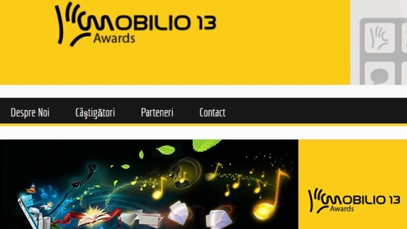 Dezvoltatorii de aplicatii mobile si mobisite-uri sunt premiati la ZF Mobilio'13