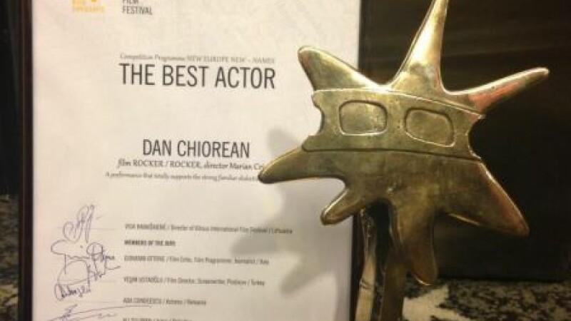 Dan Chiorean