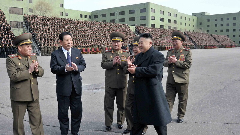 Coreea de Nord - 1