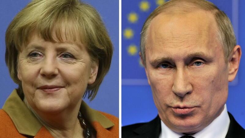 Premierul maghiar face echilibristica diplomatica. Merkel si Putin vin la Budapesta, la cateva zile distanta unul de celalalt